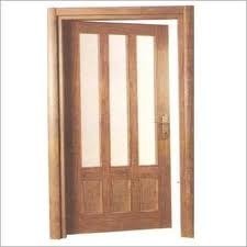 Finger Joint Laminated Kiln Dried Wooden Door Frames For Sales